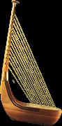 Harpe Mésopotamienne